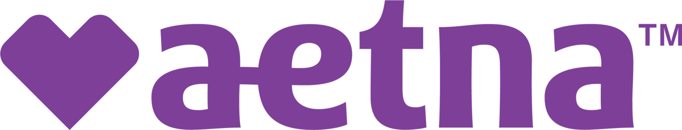 Aetna Logo Violet with Heart TM 471x90